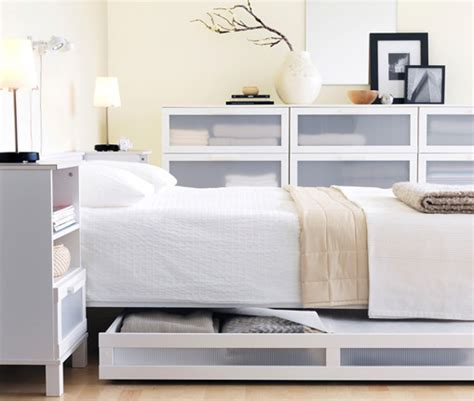 beautiful white bedroom design idean from ikea interior design ideas