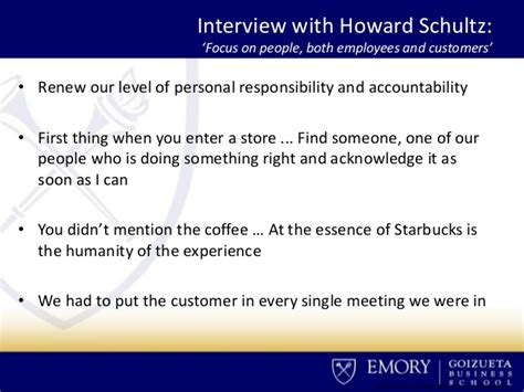 Howard Mba Career Services by How Starbucks Became A Global Brand Goizueta Business School