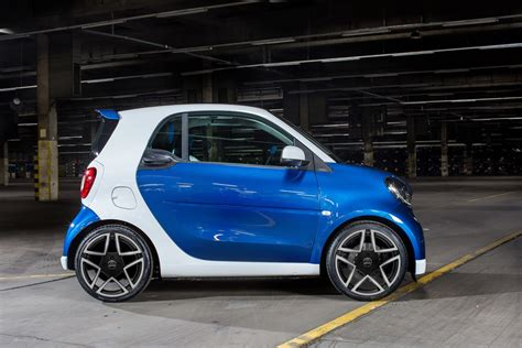 why buy a smart car carlsson smart fortwo ck10 tuning kit is a brabus in