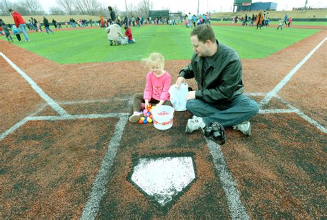 normal s easter egg hunt draws record crowd to the corn