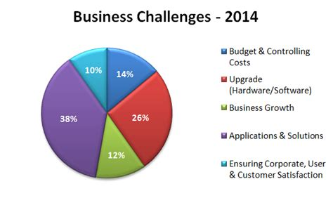 challenges that businesses top challenges of successful enterprises