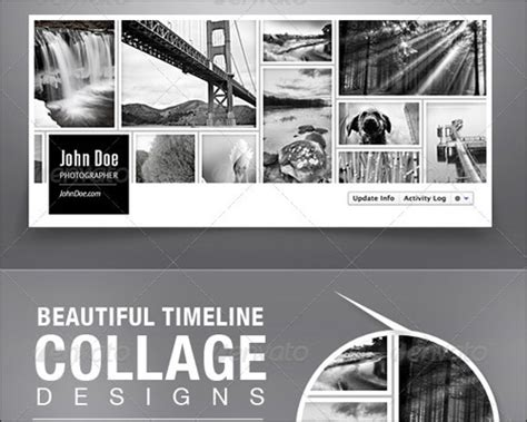 timeline collage template 40 psd timeline covers you ll design bump