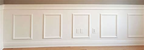 Wainscotting Panels by Riased Panel Wainscot Paneling Wainscotting