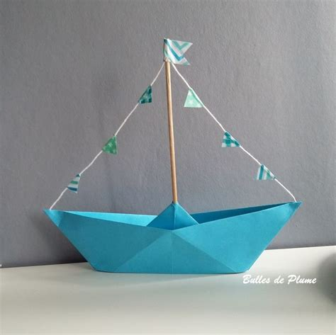 Origami Ship With Mast - 1000 ideas about origami boat on paper boats