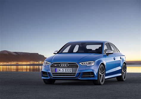 Audi S3 3 2 by Audi S3 Sedan Audi Mediacenter