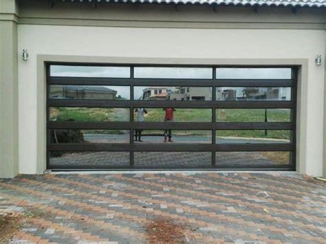 Frameless Glass Garage Doors Pricing Aluminium And Glass Aluminum And Glass Garage Doors