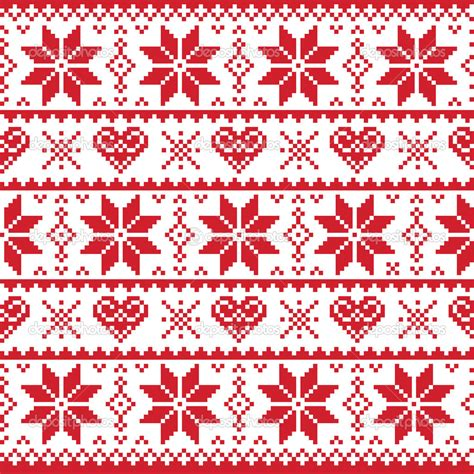 Christmas Knit Wallpaper | nordic christmas winter backgrounds pinterest