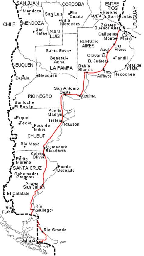 Confraria na Estrada: RUTA03, RUTA40, CARRETERA AUSTRAL