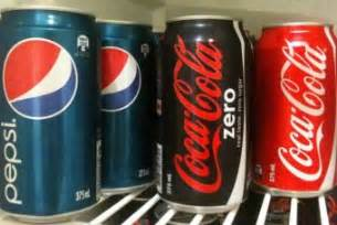 Photo pepsico and coca cola say the changes will not be noticeable to
