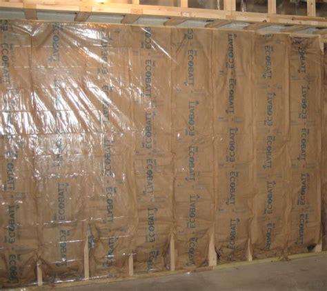 House Construction: House Construction Vapor Barrier