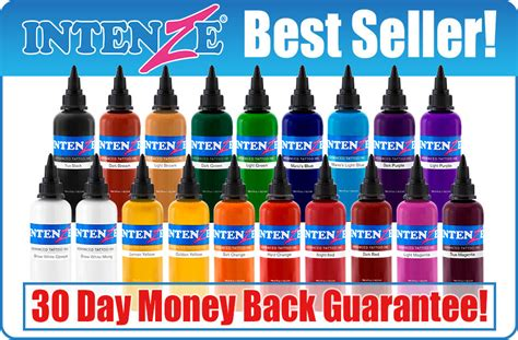 intenze tattoo ink shop artist ink sets amp tattoo aftercare