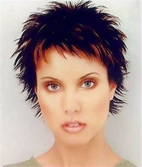spiky haircuts for older women short spikey hairstyles for women over 40