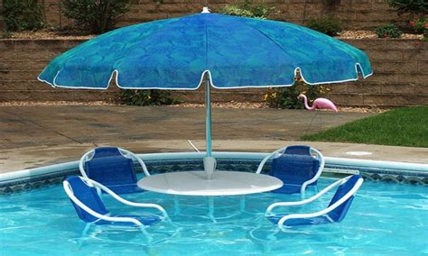 bar table and chairs outdoor swimming pool patio