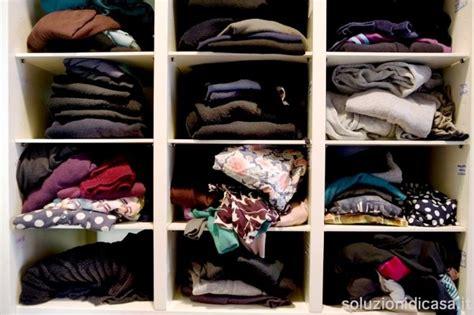 Come Piegare Un Maglione come piegare i maglioni soluzioni di casa
