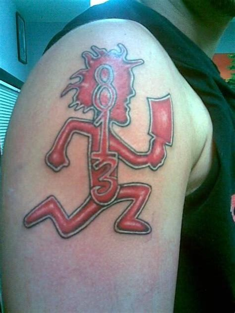 hatchetman tattoo juggalo tattoos