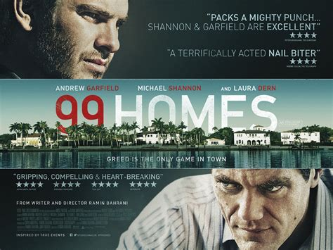 99 homes poster heyuguys