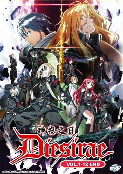 anime dies irae episode 12 dies irae dvd japanese anime 2017 episode 1 12 end