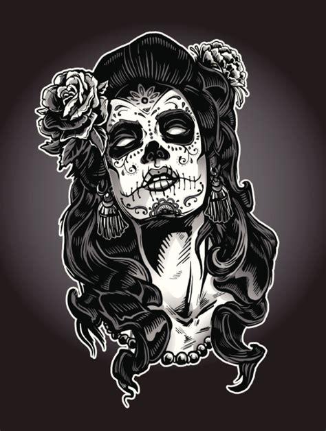 calavera mexicana dibujo calaveras buscar con google dibujos pinterest