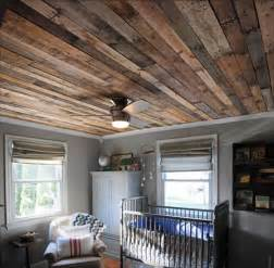 pallet ceiling ideas for your home pallets designs