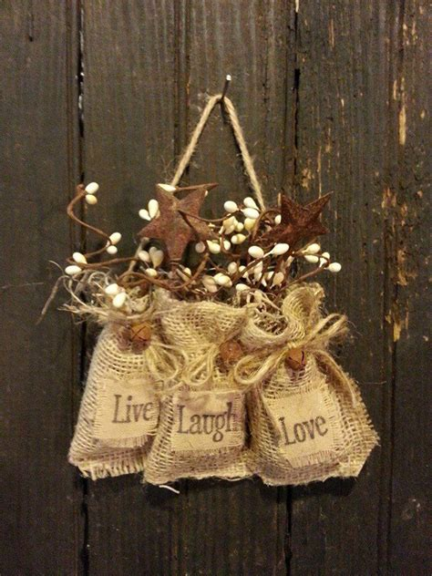 28 best diy primitive christmas crafts diy primitive