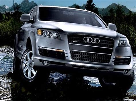 2008 audi q7 pricing ratings reviews kelley blue book