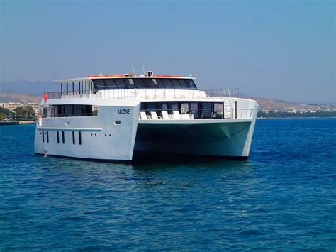 catamaran boat limassol day cruises in limassol with the brand new motor catamaran