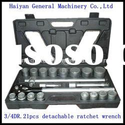 26 Pcs 34 1 Dr Socket Wrench Set Tk 021 6pt Maxpower mechanical tools mechanical tools manufacturers in