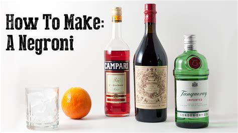 carpano vermouth how to make a negroni with carpano antica vermouth and