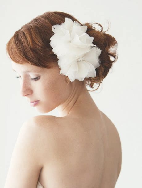 floral hair accessories for wedding floral wedding hair accessories