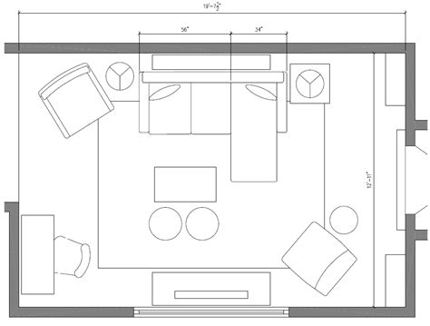 proposed living room floor plan blogged about today living room makeover black bold budget jenna burger