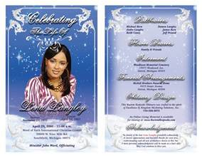free obituary templates free obituary template cyberuse