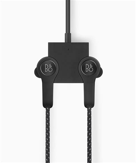 B O Play By Olufsen Beoplay H5 Wireless Bluetooth Earphones 1 b o play beoplay h5 designed by jakob wagner
