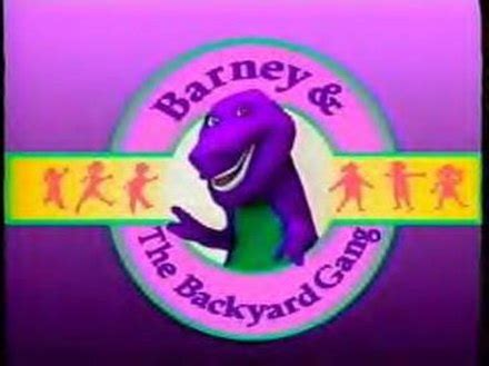 barney and the backyard gang where are they now barney s great adventure wikivisually