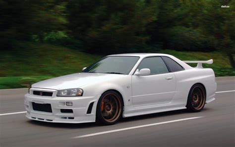 nissan skyline r34 wallpaper nissan skyline r34 wallpapers wallpaper cave
