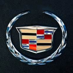 What Does The Cadillac Emblem Cadillac Emblem Photograph By Reger