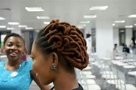 nigerian thread hairstyle 31 best braids and protective styles images on pinterest