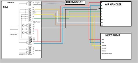 heat thermostat wiring diagrams car pictures heat wiring diagram free