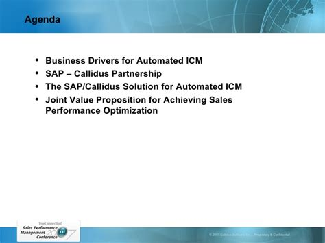 Https Www Slideshare Net Fmisbell Sap Mba Impact Overview 2016 by Achieving Sales Performance Optimization Through Automated