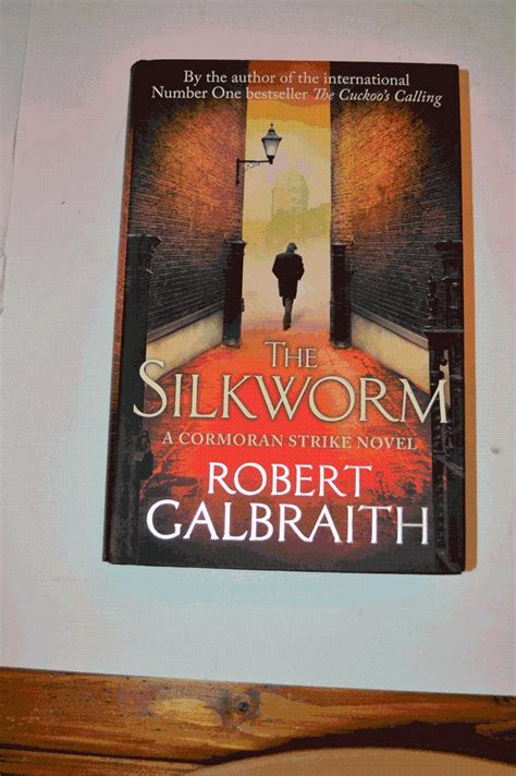The Silkworm Robert Galbraith 1 the silkworm by galbraith robert sphere hardcover signed by author s fiona s books