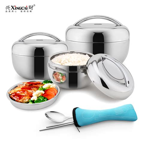 Lunch Box Yooyee 1 מוצר 1 3l lunch pail stainless steel lunch box with handle thermos for food container