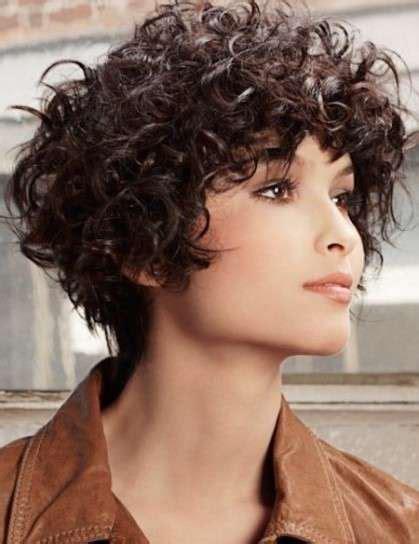 tendencias cabello rizado 2016 cortes de pelo rizado oto 241 o invierno 2015 2016 fotos de