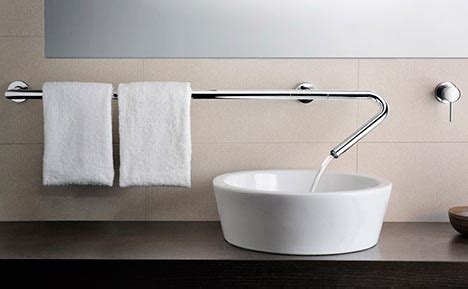 designer modern sink faucets home design inside