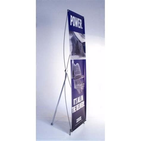 trade show banner stands sign holders godfrey group
