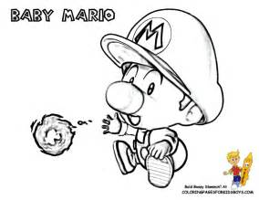 baby mario baby luigi coloring pages images amp pictures becuo