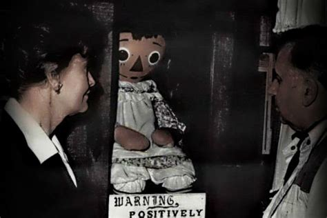 The Ghost Of Annabelle ghost adventures special investigates real