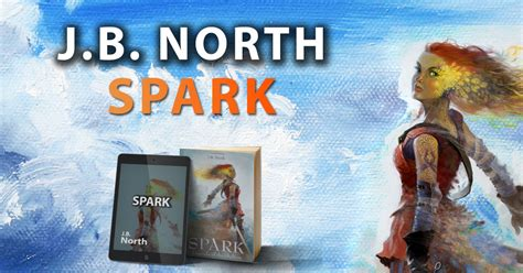 a rebel spark books j b author