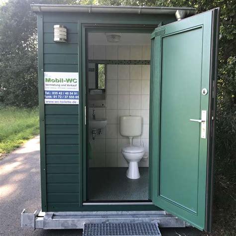 mobile wohnhäuser kaufen vermietung mobilen wc toiletten l 252 bbenau l 252 bben