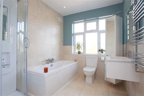 blue and beige bathroom ideas blue white family bathroom design ideas photos inspiration rightmove home ideas