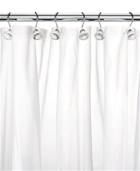macys shower curtains charter club shower curtain liner only at macy s shower