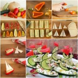 salad decoration at home diy amazing salad decoration vegetables boat